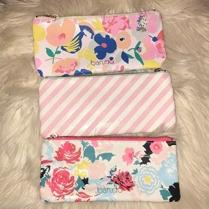 3 for $10 ban.do Pencil BAGS